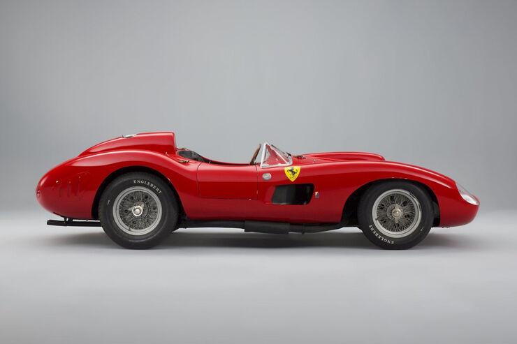 Ferrari 335 S Erzielt über 32 Mio Rekord Ferrari Mit Nasen Op Auto Motor Und Sport