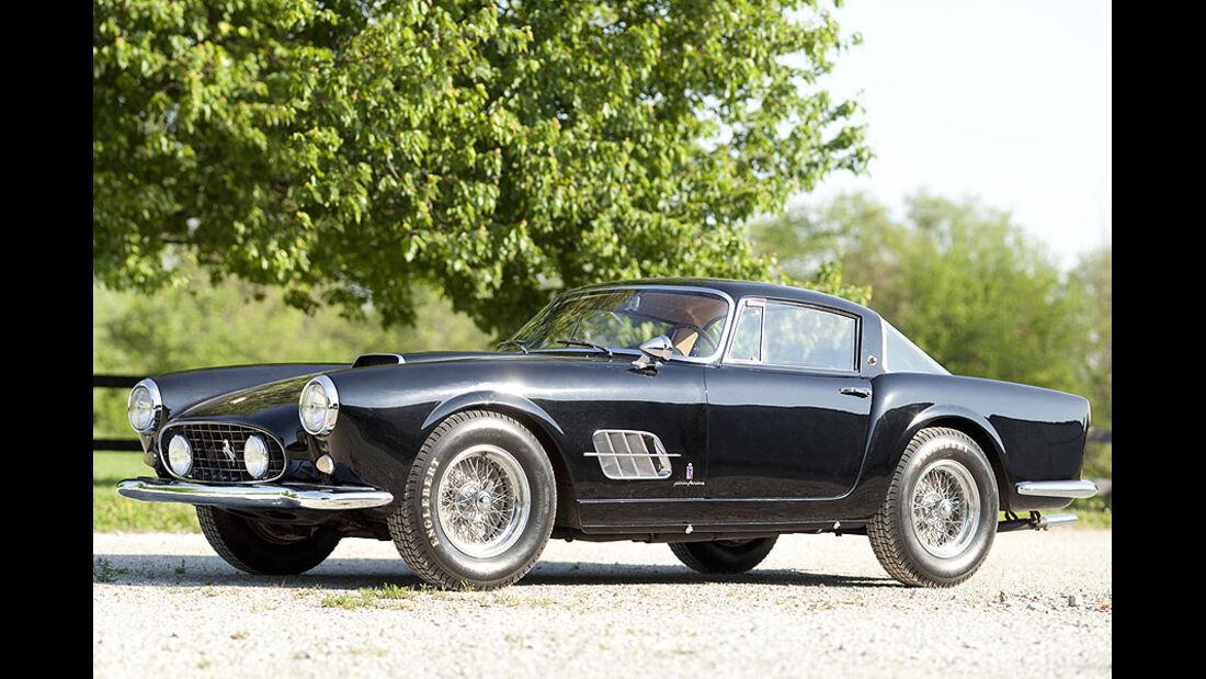 1957er Ferrari 410 Superamerica Series II Coupe