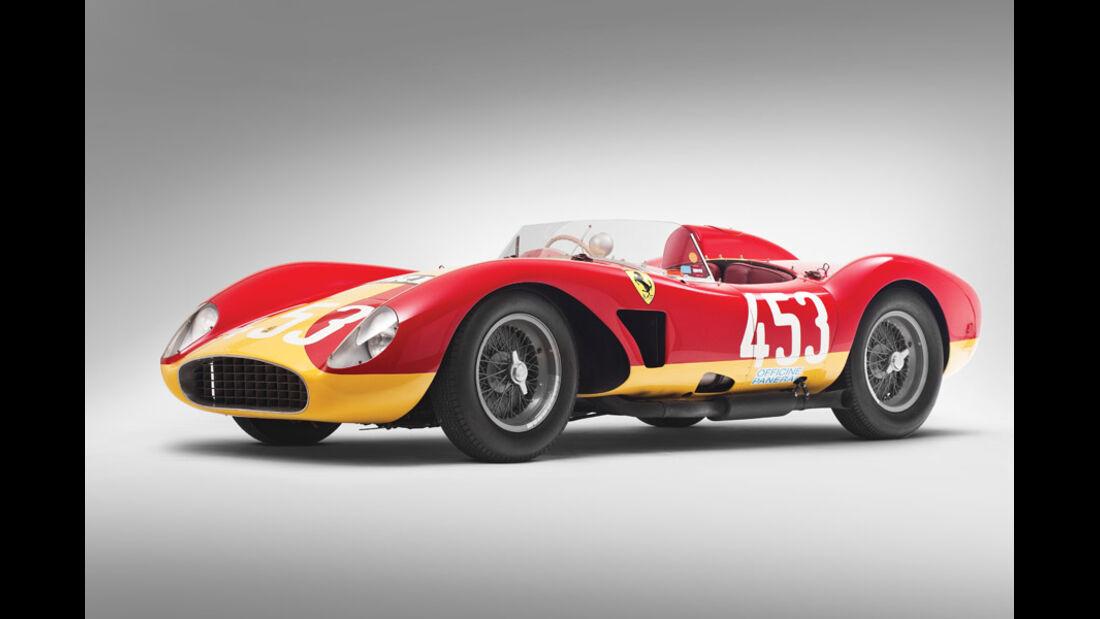 1957er Ferrari 500 TRC Spider