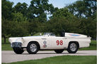 1957er Ford Thunderbird # 98 Factory Racing Car