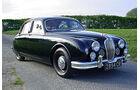 1957er Jaguar Mk1 2.4-Litre Saloon