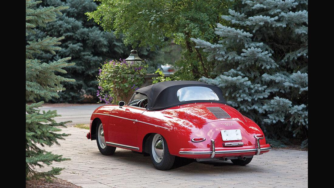 1957er Porsche 356A 1600 Speedster by Karosseriewerk Reutter