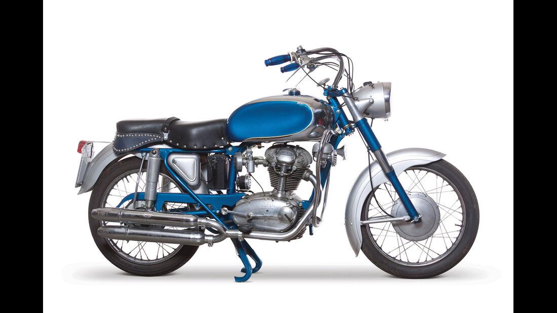 1958 Ducati 175 Americano RM Auctions Monaco 2012
