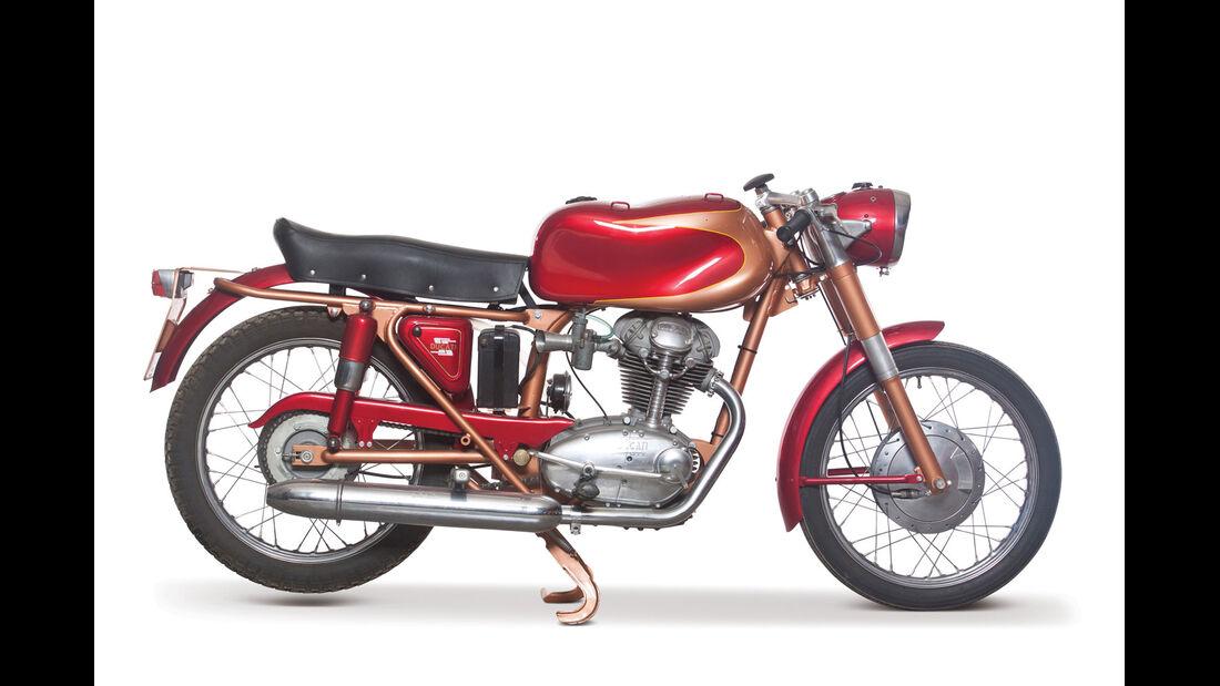 1958 Ducati 175 Sport RM Auctions Monaco 2012