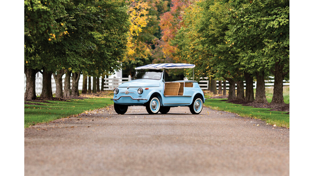1958 Fiat 500 Jolly