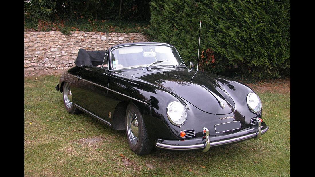 1958 Porsche 356 A cabriolet 1600 S