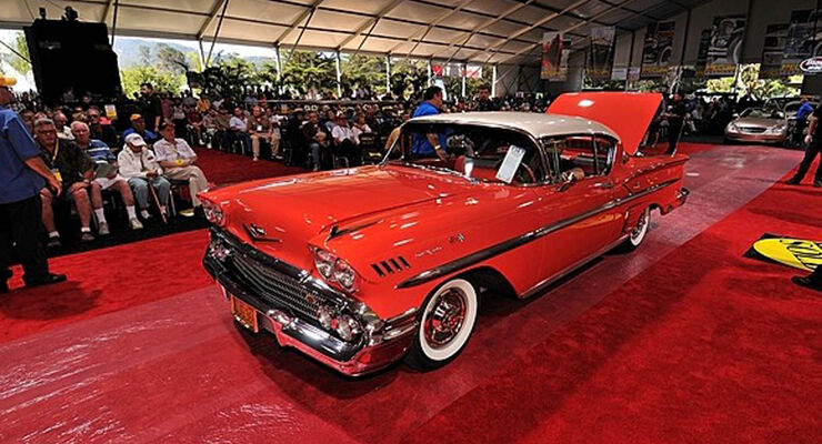 1958er Chevrolet Impala 283/290 Hardtop