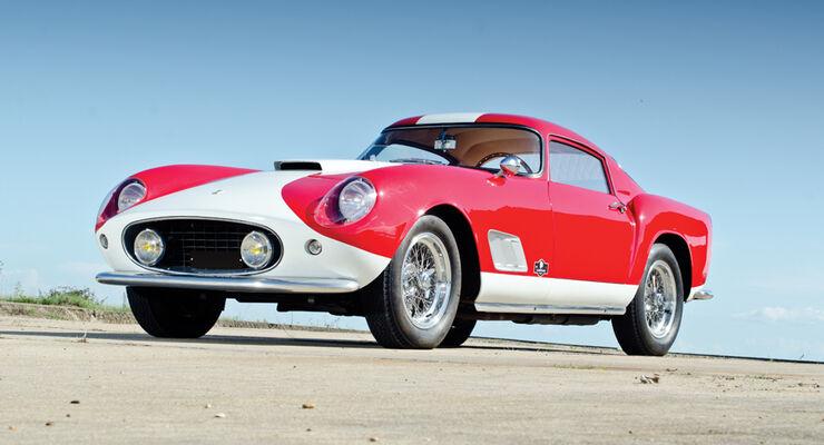 1958er Ferrari 250 GT LWB 'Tour de France' Berlinetta