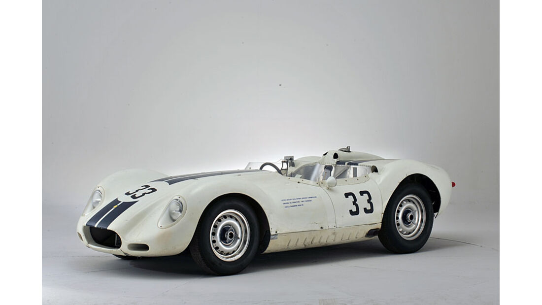 1958er Lister-Jaguar 'Knobbly' Sports-Racing Two-Seater