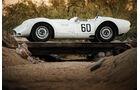 1958er Lister-Jaguar Prototyp