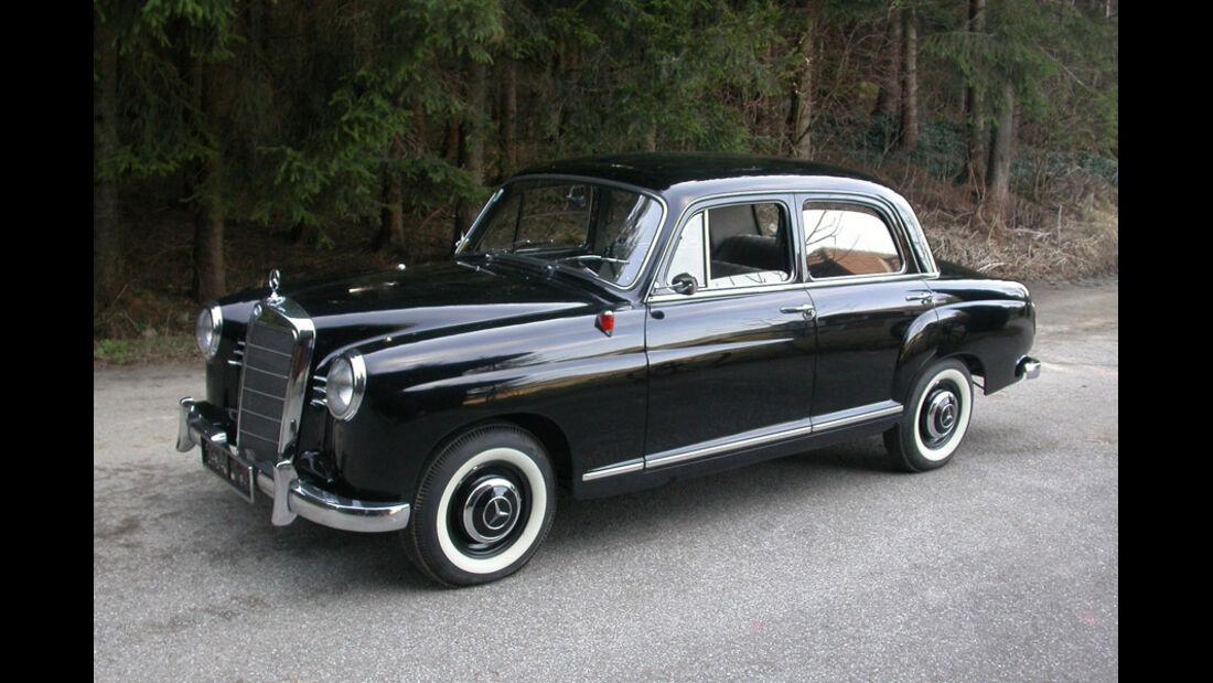 1958er Mercedes-Benz 190