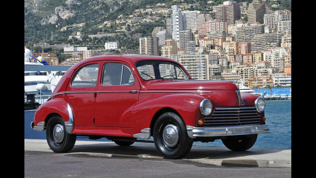 1958er Peugeot 203 C
