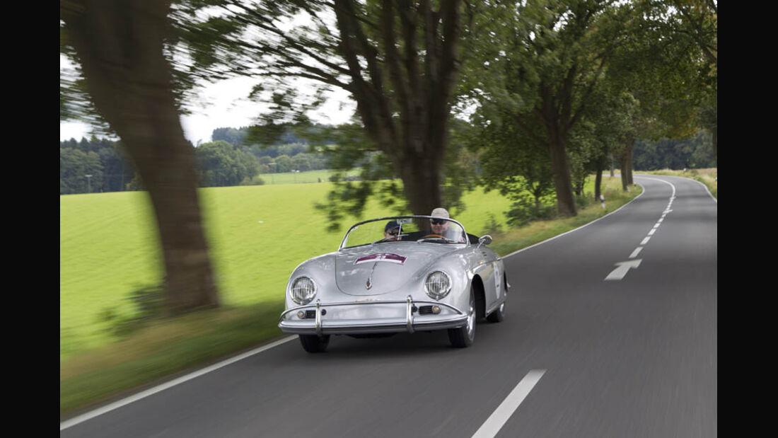 1958er Porsche 356A 1600S