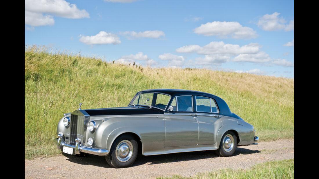 1958er Rolls-Royce Silver Cloud