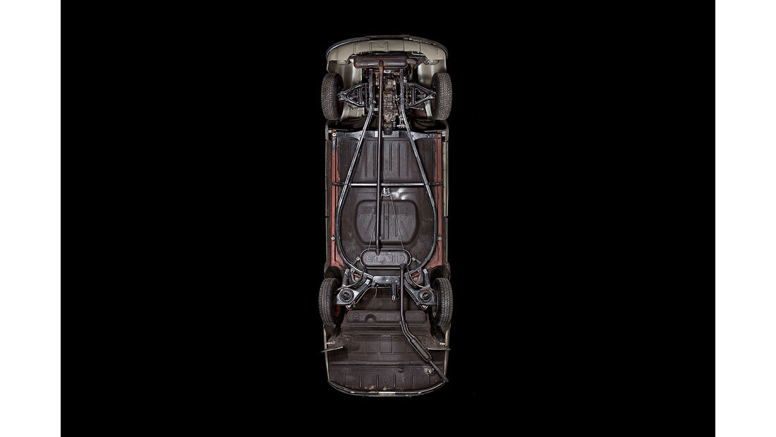 1958er Wartburg 311