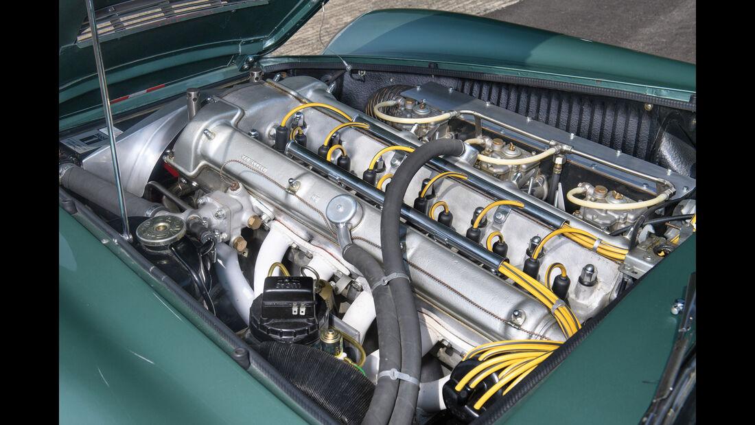 1959 Aston Martin DB4GT Prototype Coupé - Pebble Beach 2017 - Auktion - RM Sotheby's