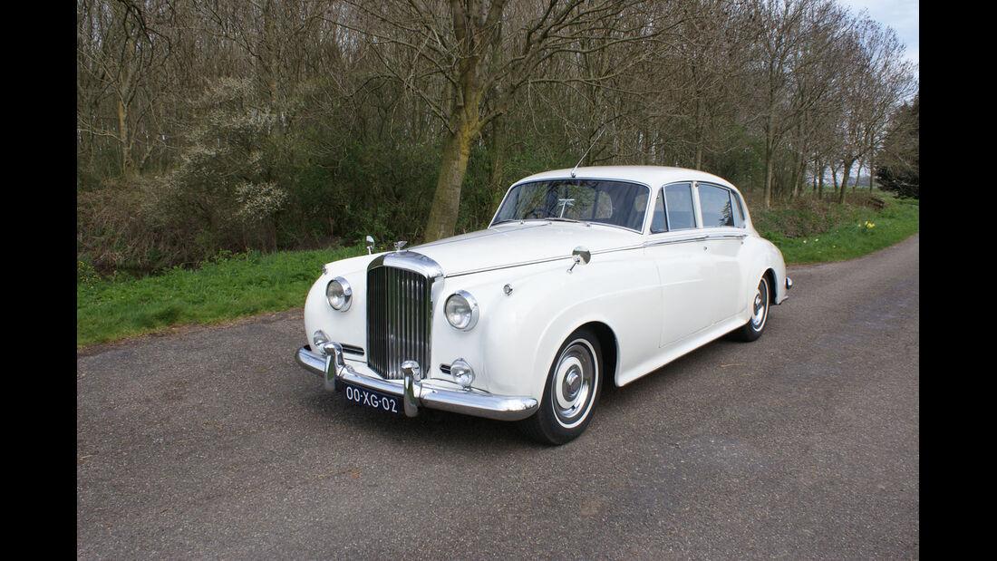 1959 Bentley S1 Long-wheelbase Saloon Coachwork by Park Ward Ltd