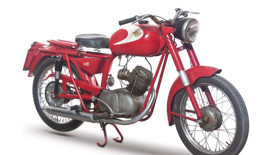 1959 Ducati 85 Turismo RM Auctions Monaco 2012