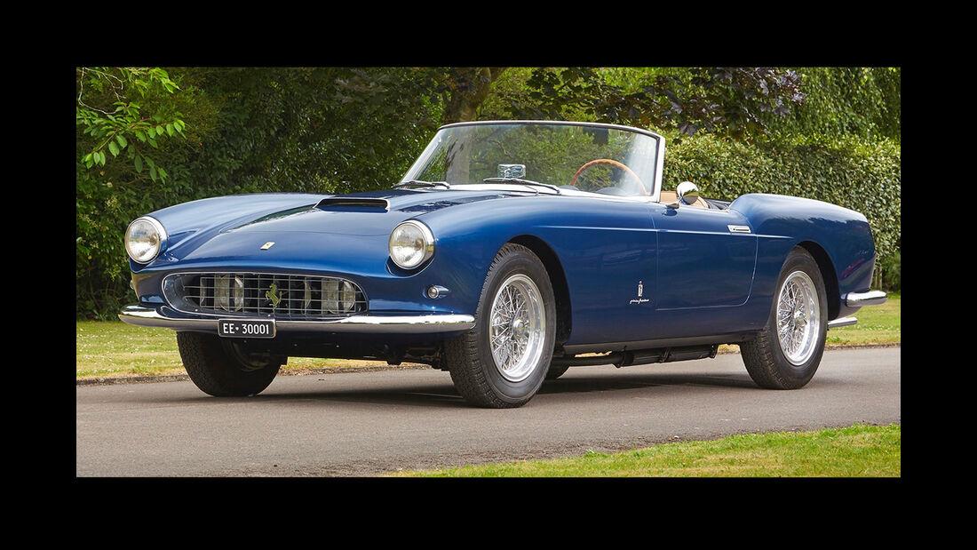 1959 Ferrari 250 GT SI Cabriolet - Pebble Beach 2017 - Auktion - Gooding & Company