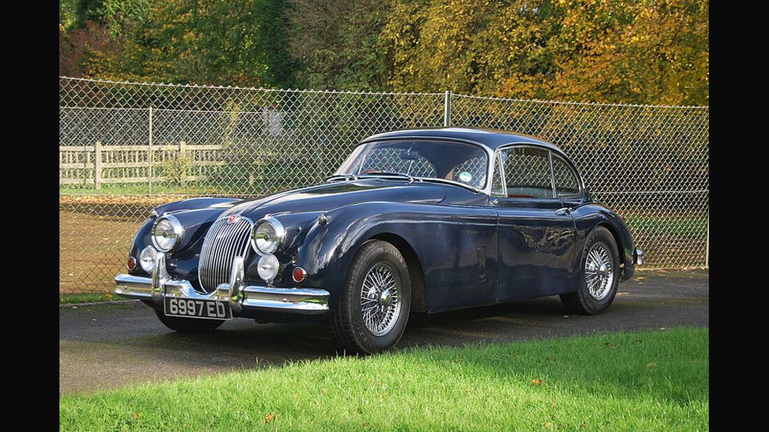 1959 Jaguar XK150S 3.4-Litre Coupe