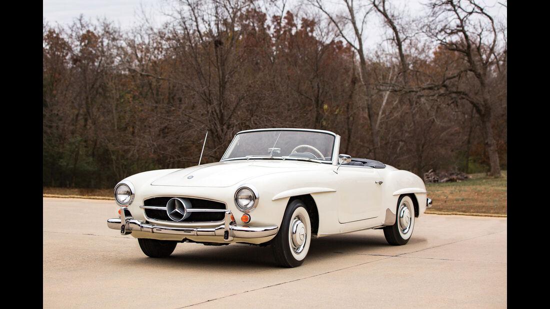1959 Mercedes-Benz 190 SL - Roadster - RM Sotheby's Arizona 2017 - Auktion