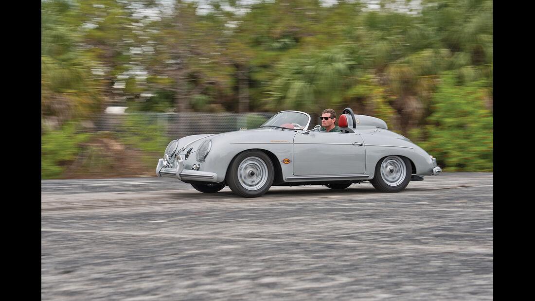 1959 Porsche 356A 1600 'Speedster D' by Drauz