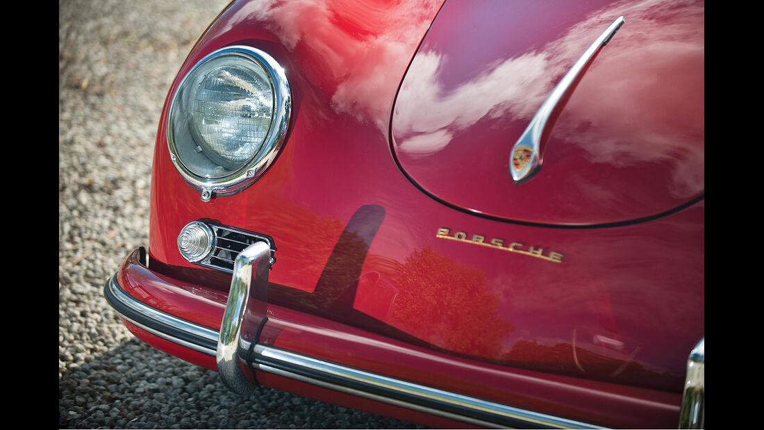 1959 Porsche 356A Convertible D by Drauz