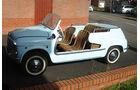 1959er Fiat 600 Jolly Beach Car