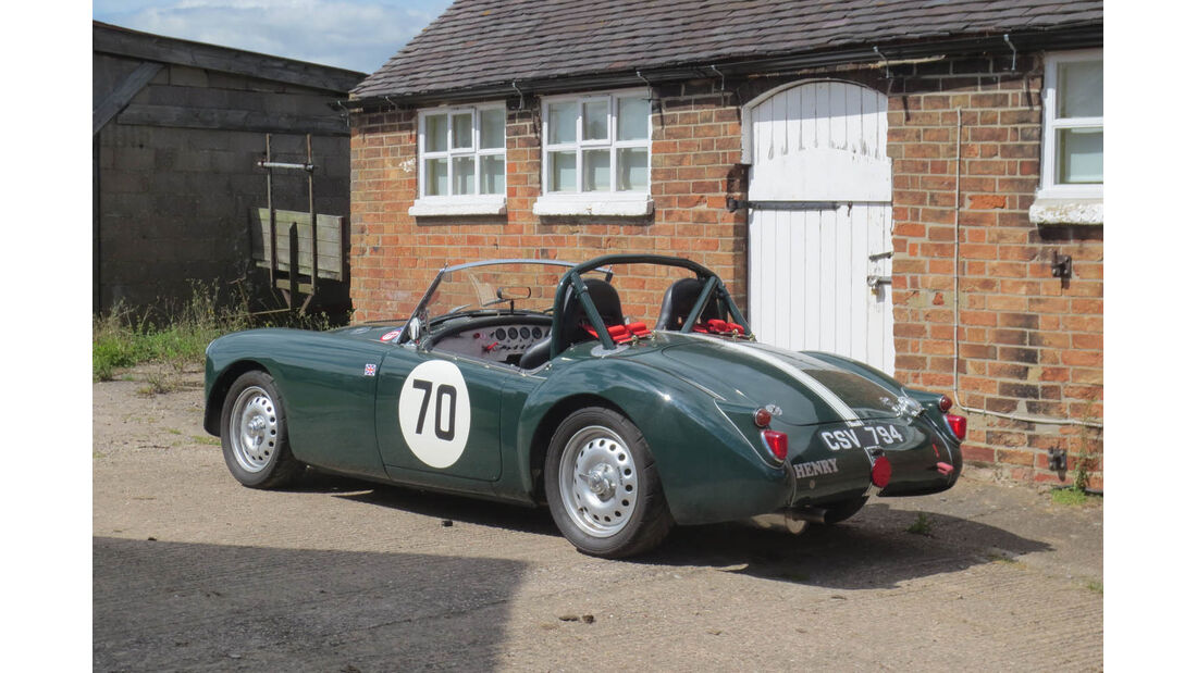1959er MAG Twin Cam Competition Roadster