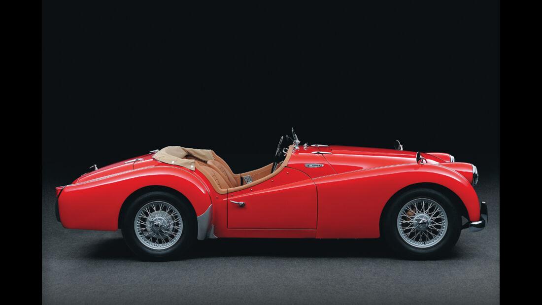 1959er Triumph TR3A