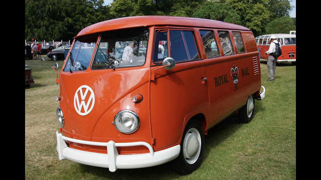 1959er VW T2 Royal Mail Van