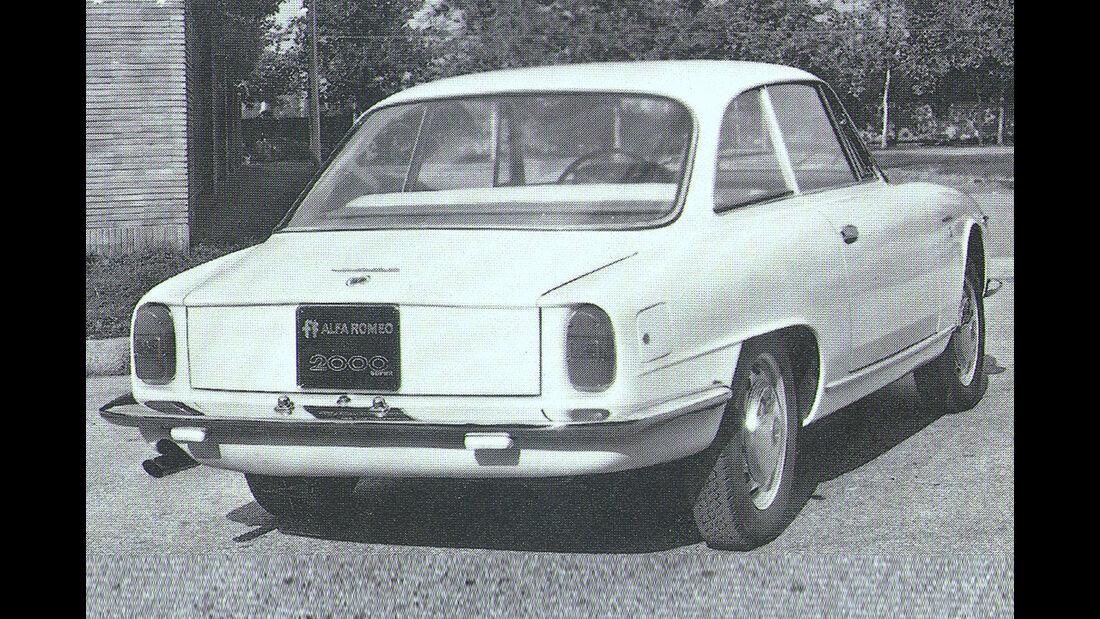 1960-1962 Alfa Romeo 2000 Sprint