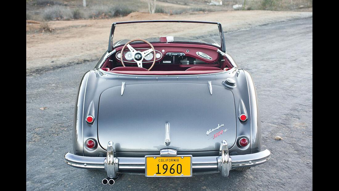 1960 Austin-Healey 3000 Mark II BT7 Roadster