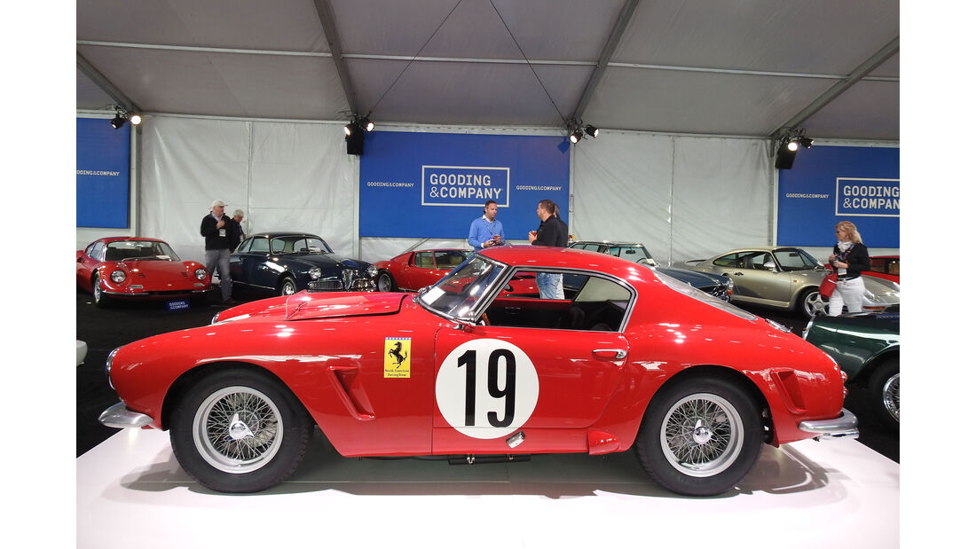 1960 Ferrari 250 GT SWB Berlinetta Competizione - Gooding & Company - Pebble Beach 2016 - Estimate