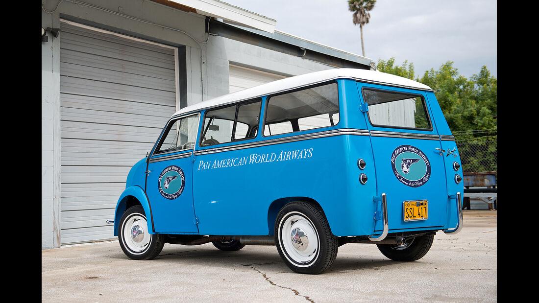 "1960 Lloyd LS600 Kombi Van ""Pan American World Airways Transporter"""