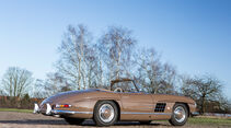 1960 Mercedes 300SL Roadster