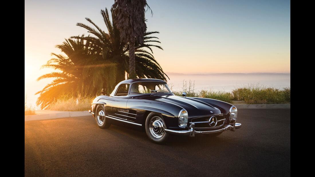 1960 Mercedes-Benz 300 SL Roadster - Monterey - Auktion - August 2017