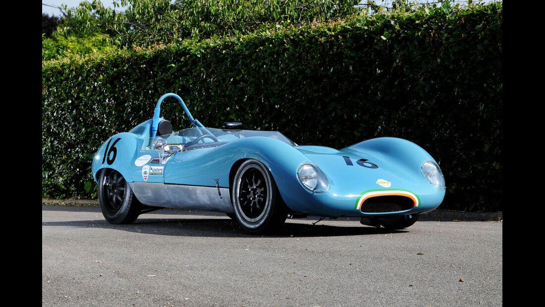 1960er Lola Mk1 Sports Racer