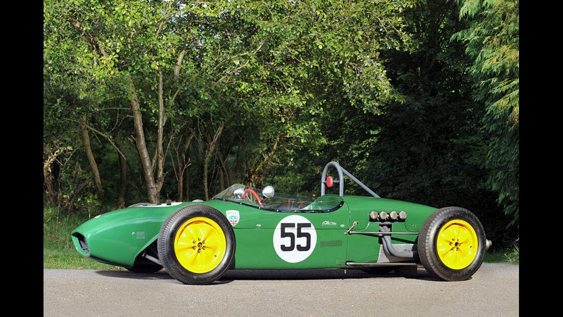 1960er Lotus-Ford Type 18 Formula Junior Single-Seater