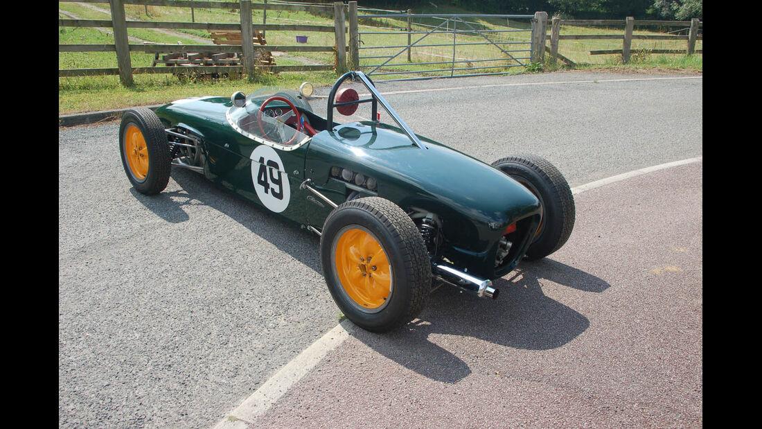 1960er Lotus Type 18 Formula Junior Monoposto