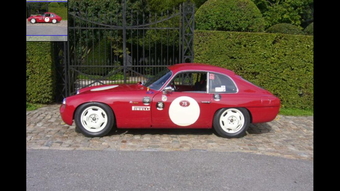 1960er Osca 1600 GT Zagato