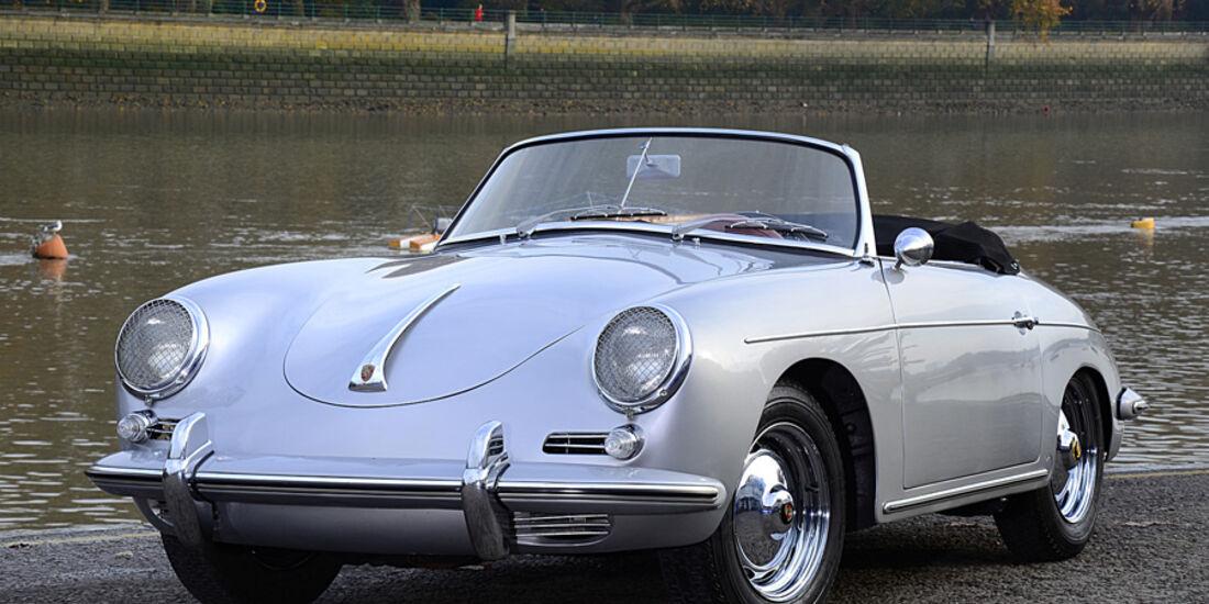 1960er Porsche 356B 1600 Roadster