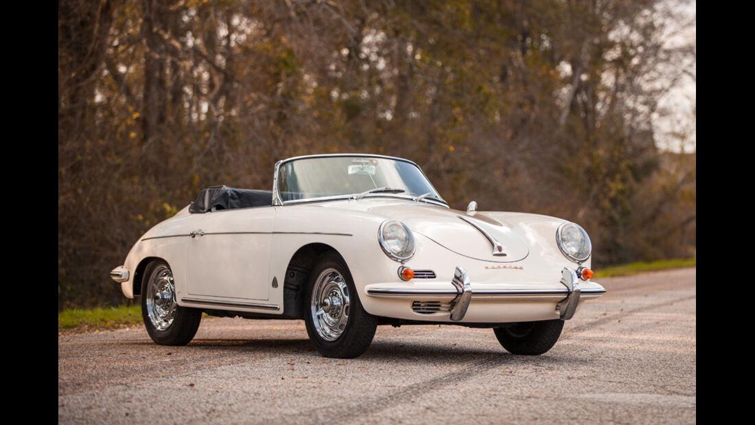 1960er Porsche 356B 1600 T5 Super 90 Roadster