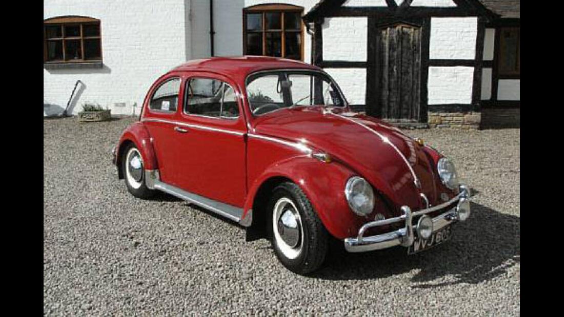 1960er Volkswagen 'Beetle' Saloon