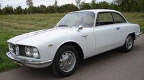 1961 Alfa Romeo 2000 Sprint Bertone