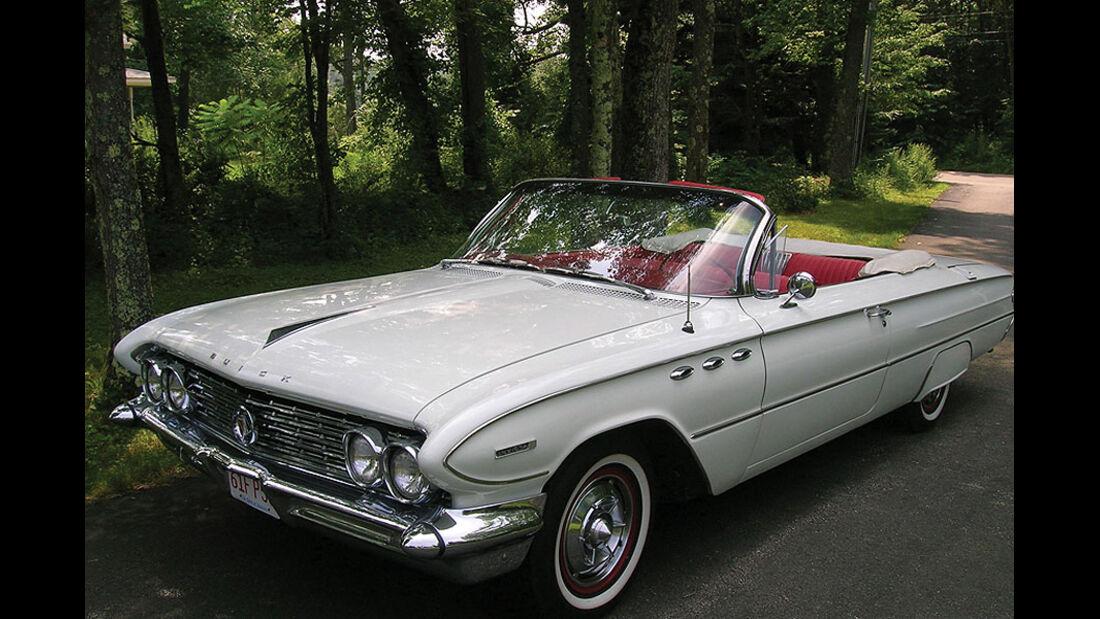 1961 Buick Invicta Convertible Coupé