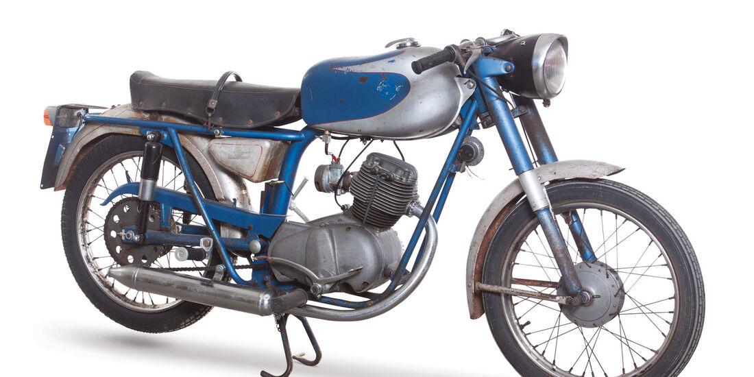 1961 Ducati 85 Sport RM Auctions Monaco 2012