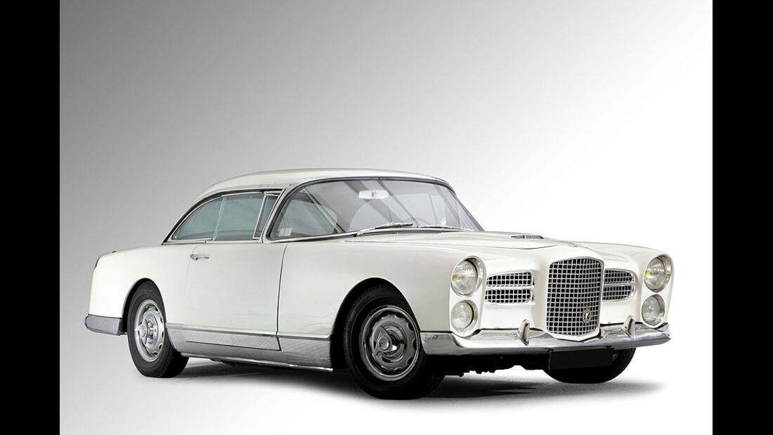 1961 Facel Véga HK500 coupé
