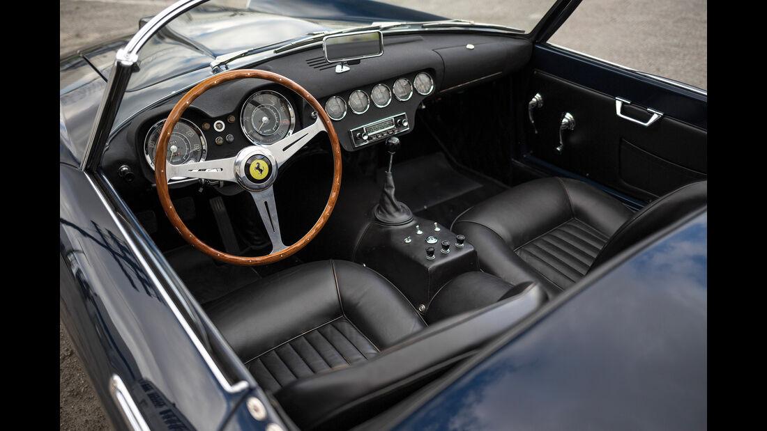 1961 Ferrari 250 GT California LWB Spyder