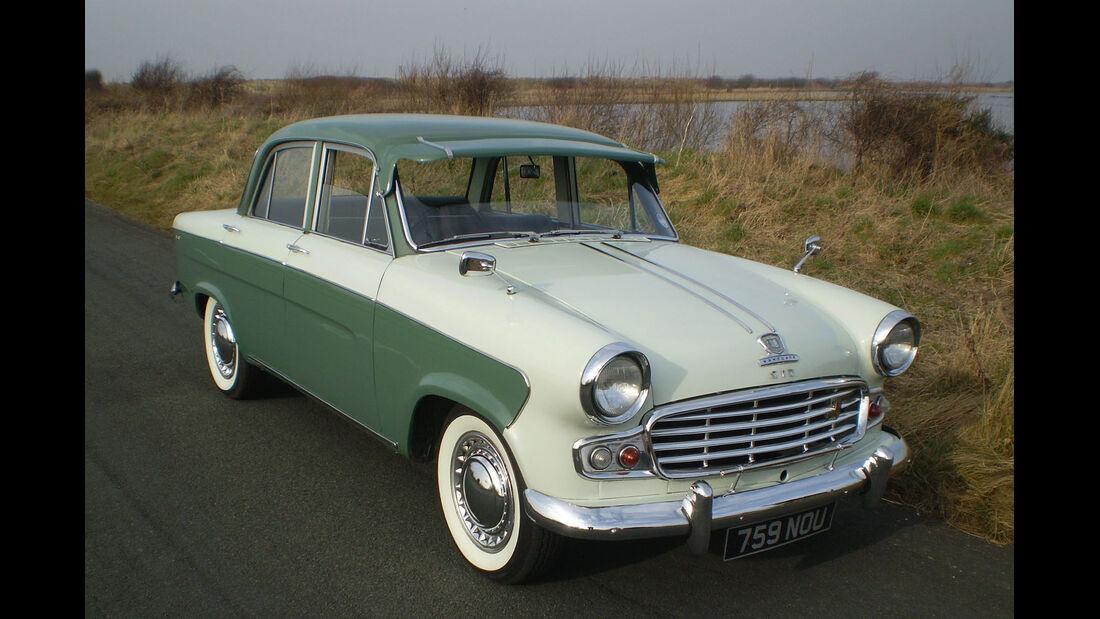 1961 Standard Vanguard Luxury Six Automatic.